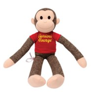 Curious George Sock Monkey