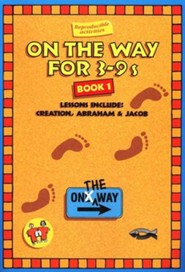 On The Way for 3-9s, Book 1