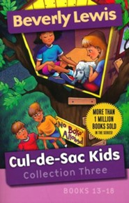 Cul-de-Sac Kids Collection Three: Books 13-18