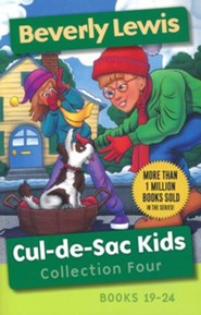 Cul-de-Sac Kids Collection Four: Books 19-24