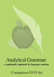 Analytical Grammar Companion DVD Set (4 DVDs)
