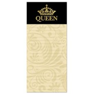 Queen Magnetic Notepad