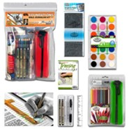 Bible Journaling Kit, Foundations