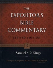 1 Samuel-2 Kings, Revised: The Expositor's Bible Commentary