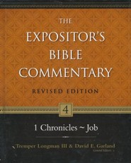 1 Chronicles-Job, Revised: The Expositor's Bible Commentary