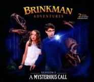 Brinkman Adventures Season 5: A Myterious Call (6 Episodes on 2 CDs