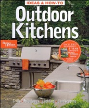Ideas & How-To: Outdoor Kitchens (Better Homes and Gardens)  -