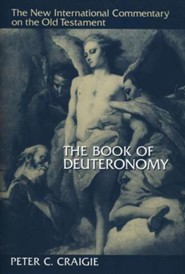 Book of Deuteronomy: New International Commentary on the Old Testament (NICOT)