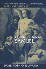 First Book of Samuel: New International Commentary on the Old Testament (NICOT)