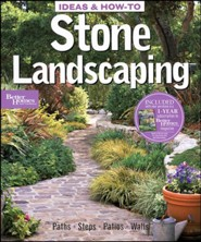 Ideas & How-To: Stone Landscaping (Better Homes and Gardens)  -