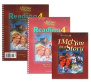 BJU Reading Grade 4 Homeschool Kit (Second Edition)