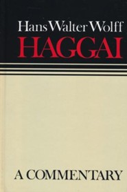 Haggai: Continental Commentary Series [CCS]