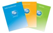RIO DIGITAL KIT-Early Elem/Elem/Preteen-Spring Year 2 [Download]