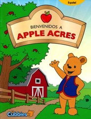 Folleto de Ingreso de Apple Acres, paquete de 25 (Entrance Booklet, pack of 25)