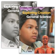 Apologia Exploring Creation with General Science Basic Set  (2nd Edition)