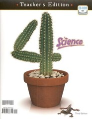 BJU Science Teacher's Edition Grade 4 with CD-ROM (3rd Edition)