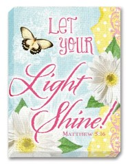 Let Your Light Shine Magnet