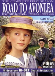 Road to Avonlea: The Complete First Season (Wide Screen Hi-Def)