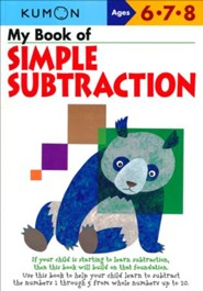 My Book of Simple Subtraction