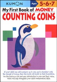 Kumon My First Book of Money: Counting Coins, Ages 5-7
