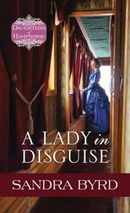 A Lady in Disguise, Large Print