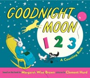 Goodnight Moon 123 Padded Board Book  -     By: Margaret Wise Brown     Illustrated By: Clement Hurd
