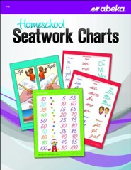 Homeschool Seatwork Charts (New Edition)