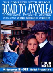 Road to Avonlea: The Complete Sixth Season, 4-DVD Set