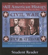 All American History Volume 2 Student Reader
