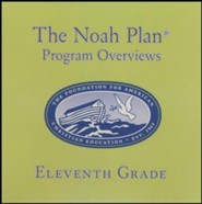 The Noah Plan Overviews: 11th Grade CD