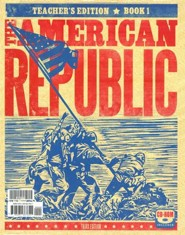 Bju the american republic grade 8 student text third edition bju heritage studies the american republic teachers edition third edition fandeluxe Image collections