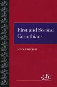 First and Second Corinthians (Westminster Bible Companion)