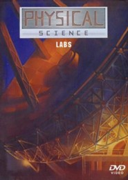 BJU Physical Science Grade 9 Lab DVD