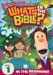 What's in the Bible? #1: In the Beginning, DVD