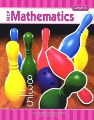 MCP Mathematics Level B Student Edition (2005 Edition)