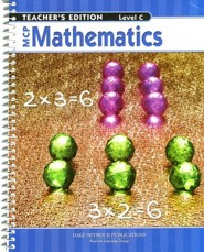 MCP Mathematics Level C Teacher's Guide (2005 Edition)