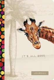 It's All Good Compact Journal  -