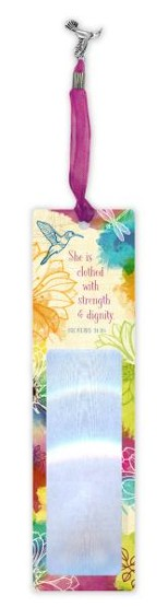 Proverbs: Magnifier Bookmark   -     By: Ellie Claire