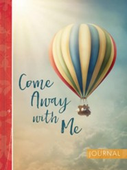 Come Away with Me Journal
