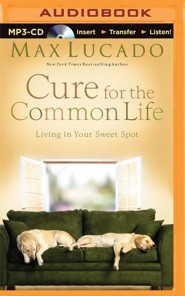 Cure for the Common Life, Unabridged MP3-CD