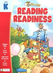 The Smart Alec Series: Reading Readiness Grade K