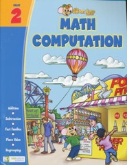 The Smart Alec Series: Math Computation Grade 2