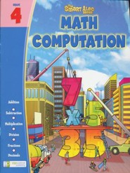 The Smart Alec Series: Math Computation Grade 4