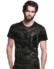 Calvary Shirt, Black, XXX-Large