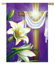 Glory of Easter Flag, Large