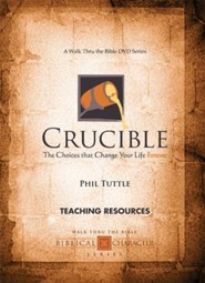 Crucible: Teaching Resources - DVD Rom
