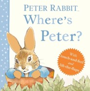 Peter Rabbit: Where's Peter?  -     By: Beatrix Potter