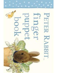 Peter Rabbit Finger Puppet Book  -     By: Beatrix Potter