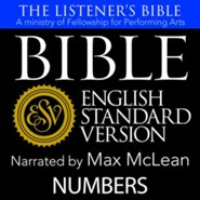 The Listener's Bible (ESV): Numbers [Download]