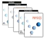 BJU Physics Grade 12 Homeschool Kit (Third Edition)